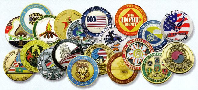 Cheap Custom Made Coins